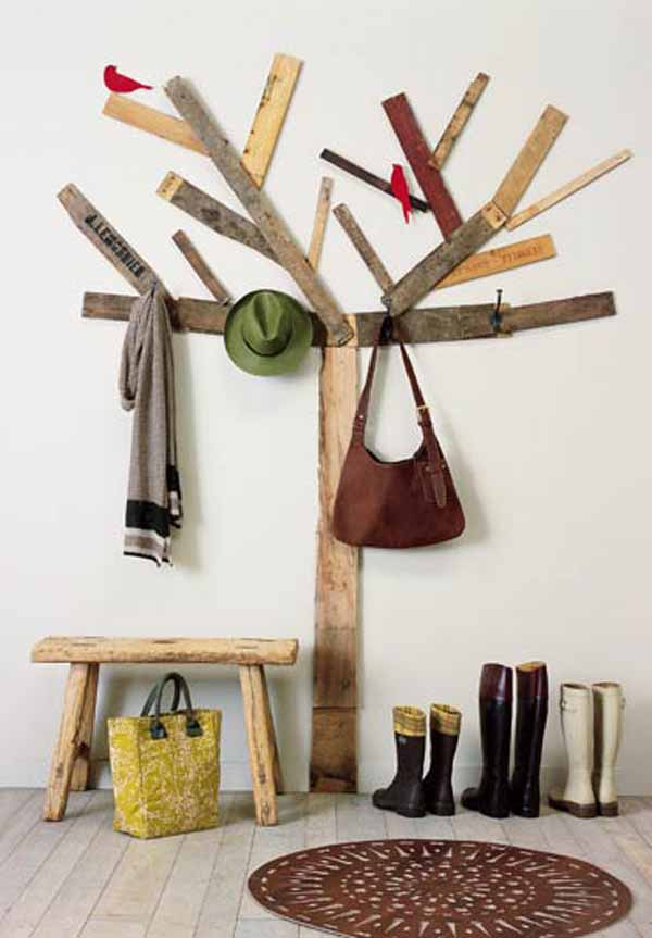 Diy coat rack1